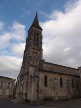 L'Eglise de Donnezac
