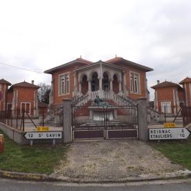 École de Donnezac
