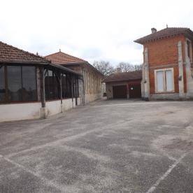 L'école de Donnezac