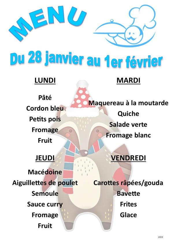 menu 2019 01-02 du 28 au 1