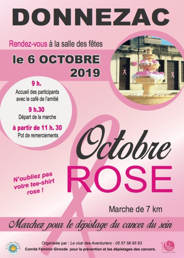 AVENT 2019 OCTOBRE ROSE