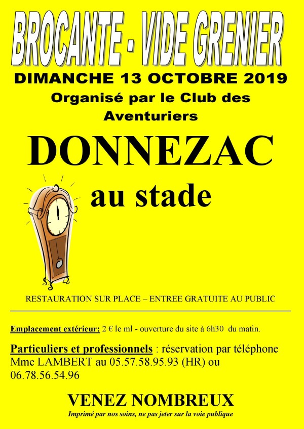 AVENT 2019-10 BROCANTE