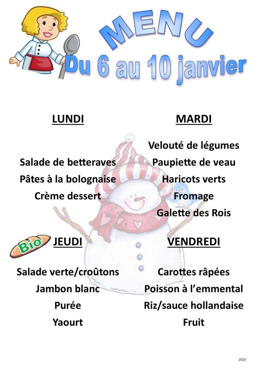 menu 2020 01 du 06 au 10
