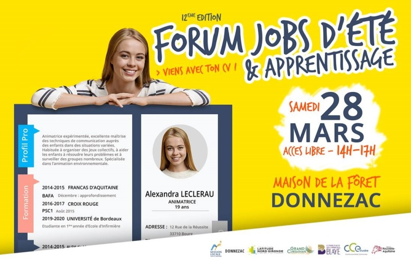 FORUM JOBS ETE 2020