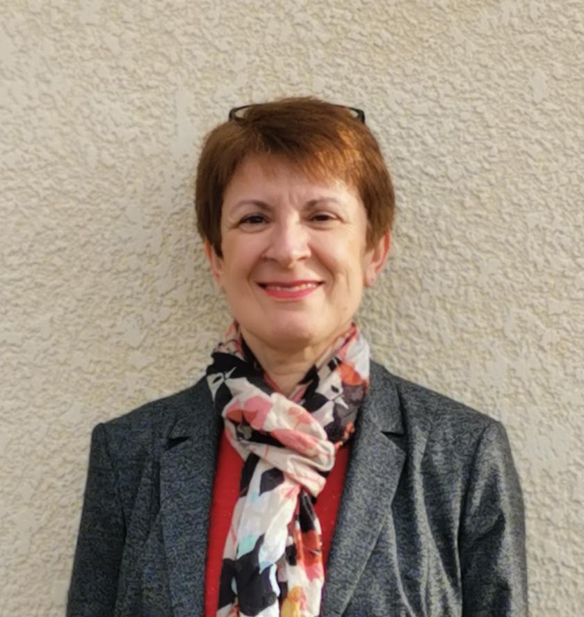Marie-Pascale FEBVIN - Conseillère Municipale