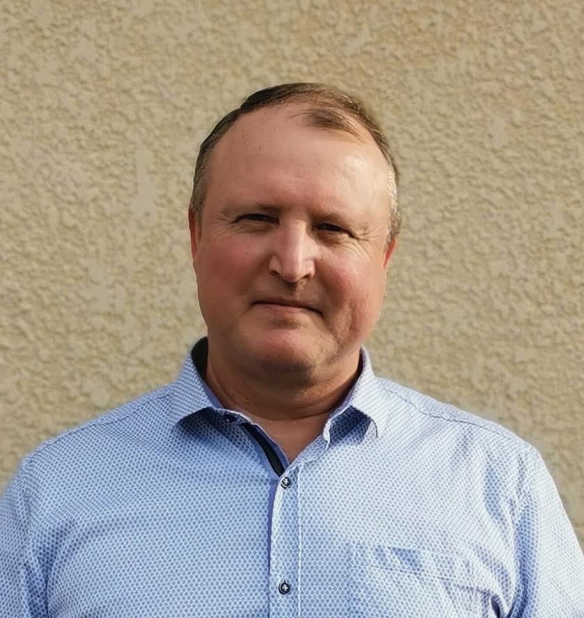 Jean-Pierre GENAIN - Conseiller Municipal