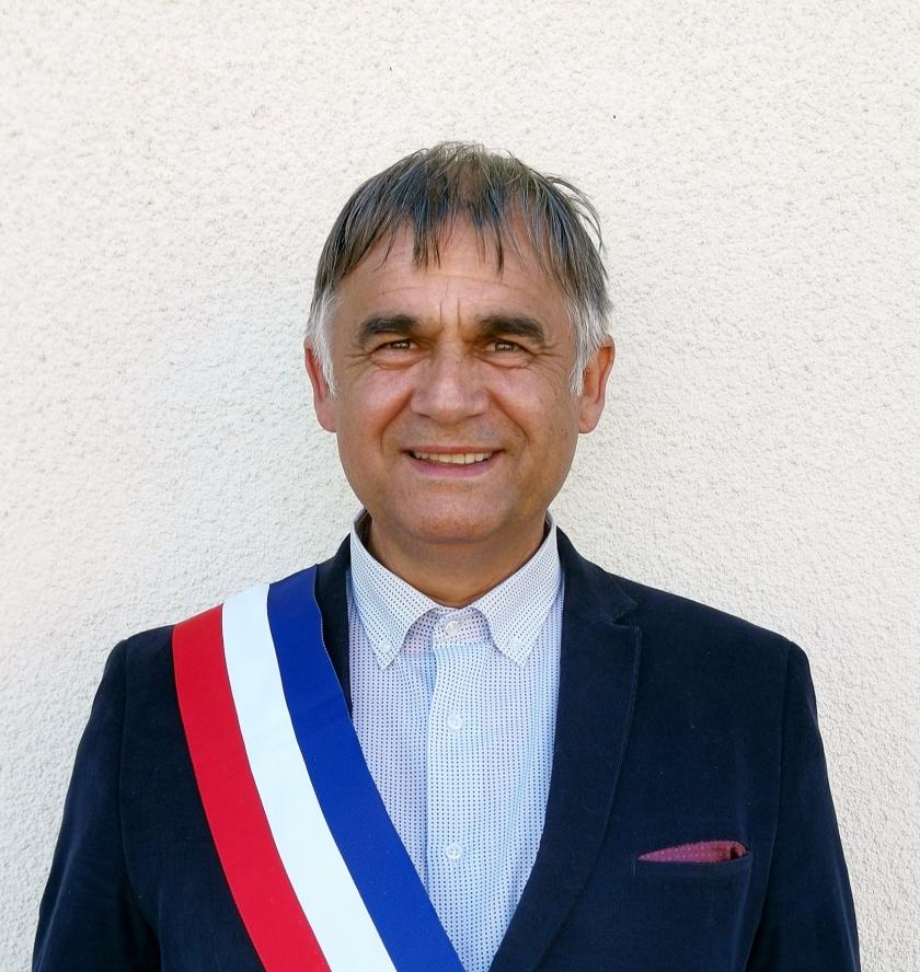 Jean-François Joyé - Maire